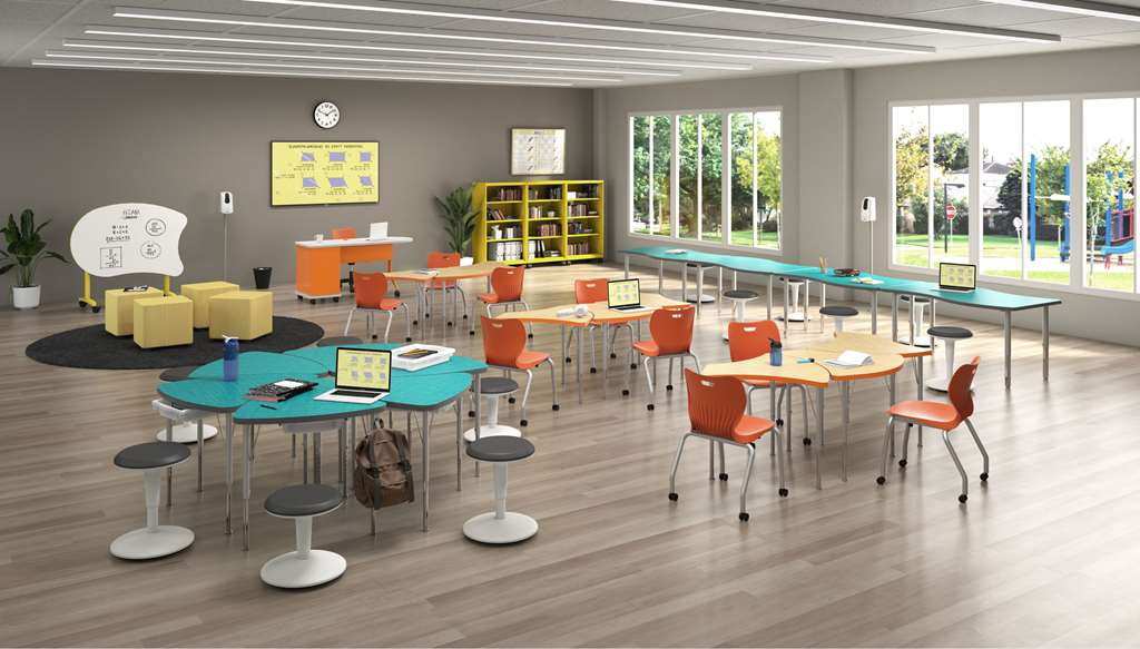 classroom furniture for elementary schools