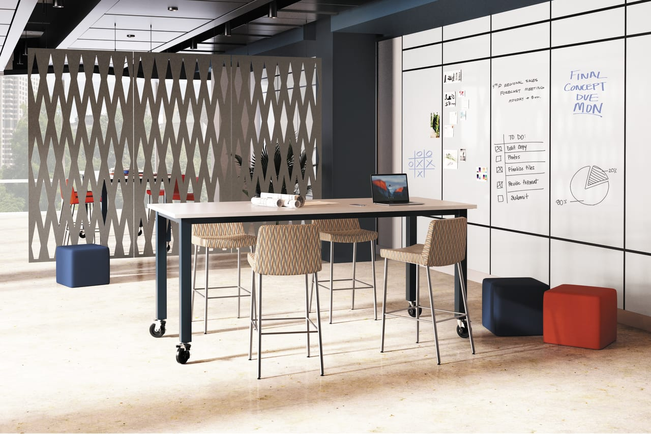 elegant workspace
